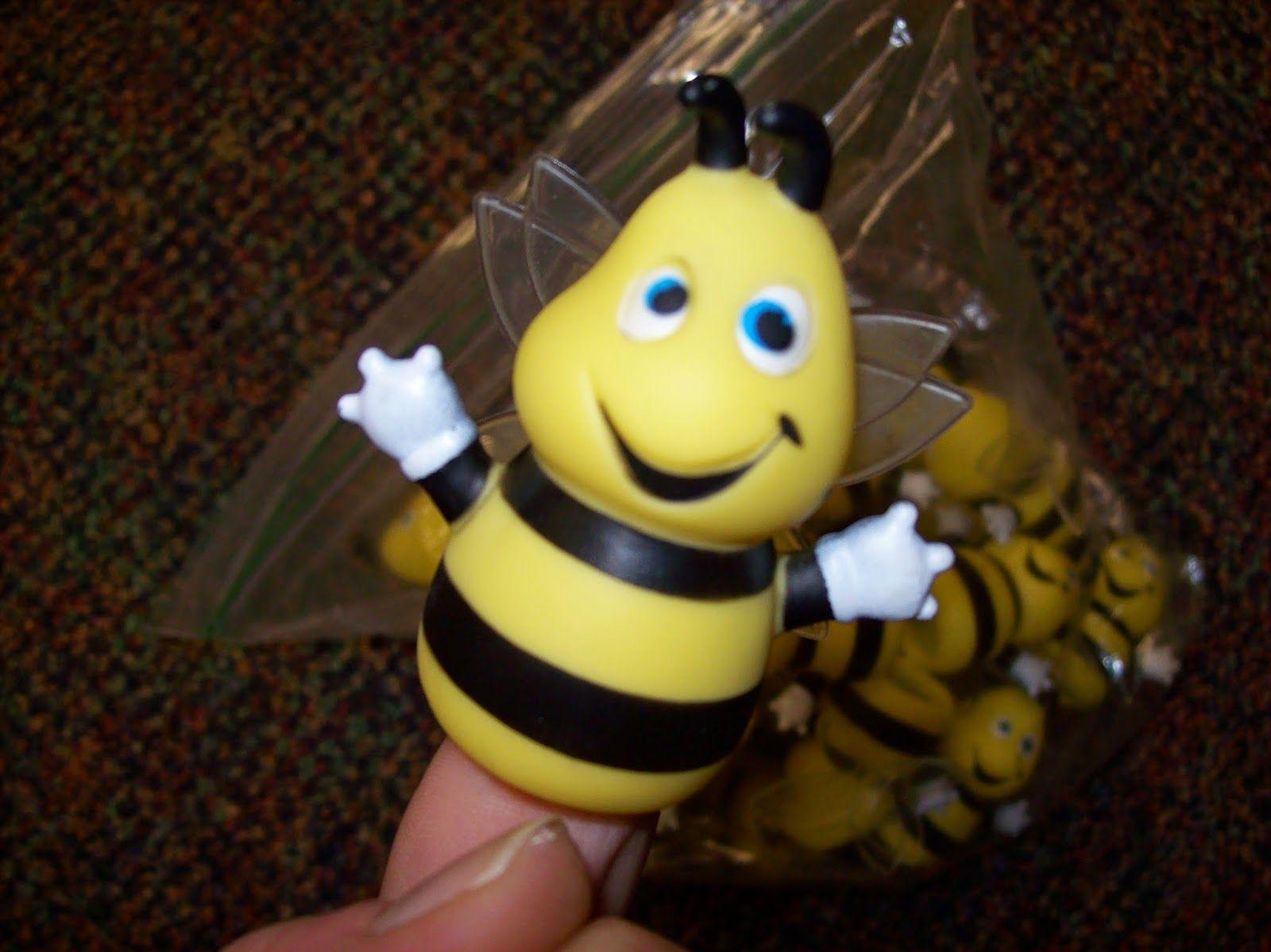 Busy Buzzy Bumblebee