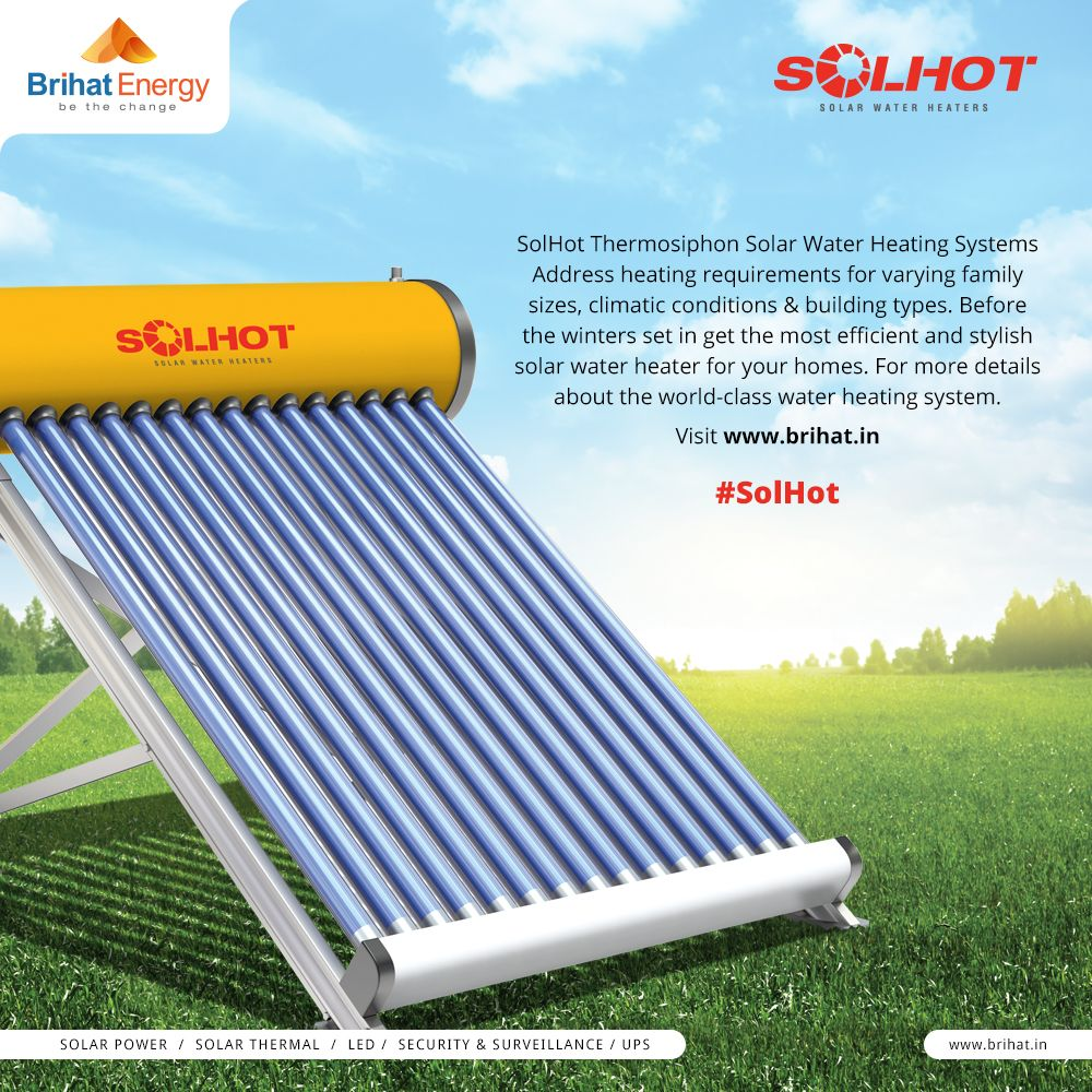 SolHot Thermosiphon Solar Water Heating Systems. Address heating ...