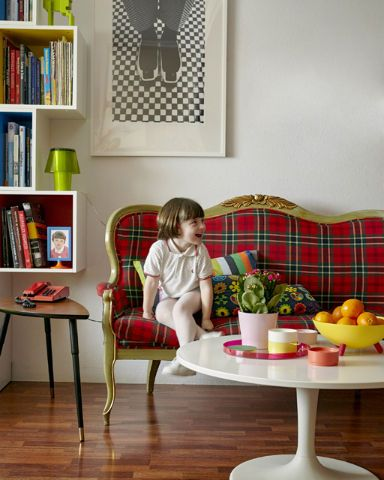 Patterned Fabrics And Furniture Make A Real Style Statement