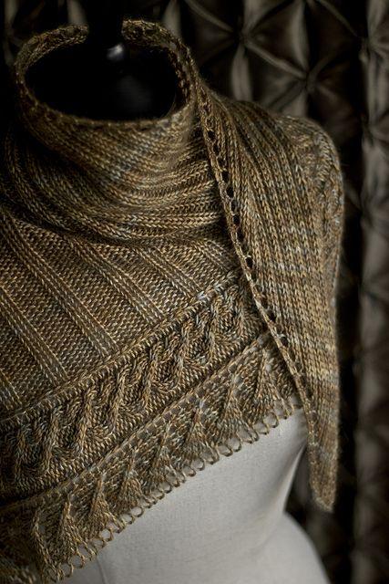 Loie_11   Tücher, Tuch stricken und Stricken