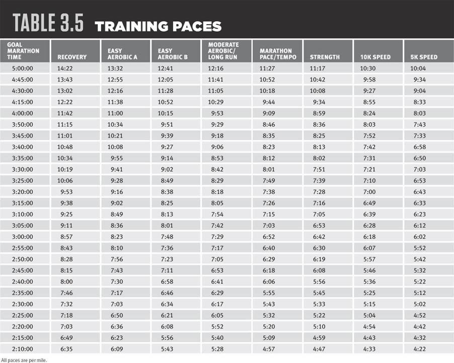 Hansons Marathon Method Run Your Fastest Marathon The Hansons Way Hansons Marathon Method Marathon Marathon Recovery