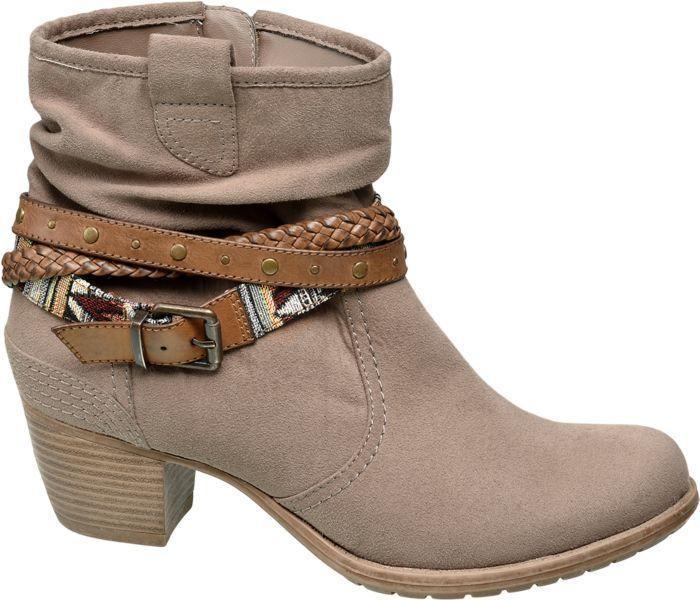Graceland Ankle Boots £24.99 #CommissionLink   Ladies black