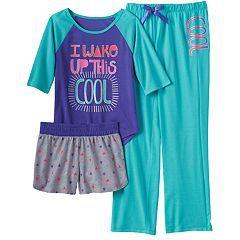 SO® Girls 4-16 Pajama Set