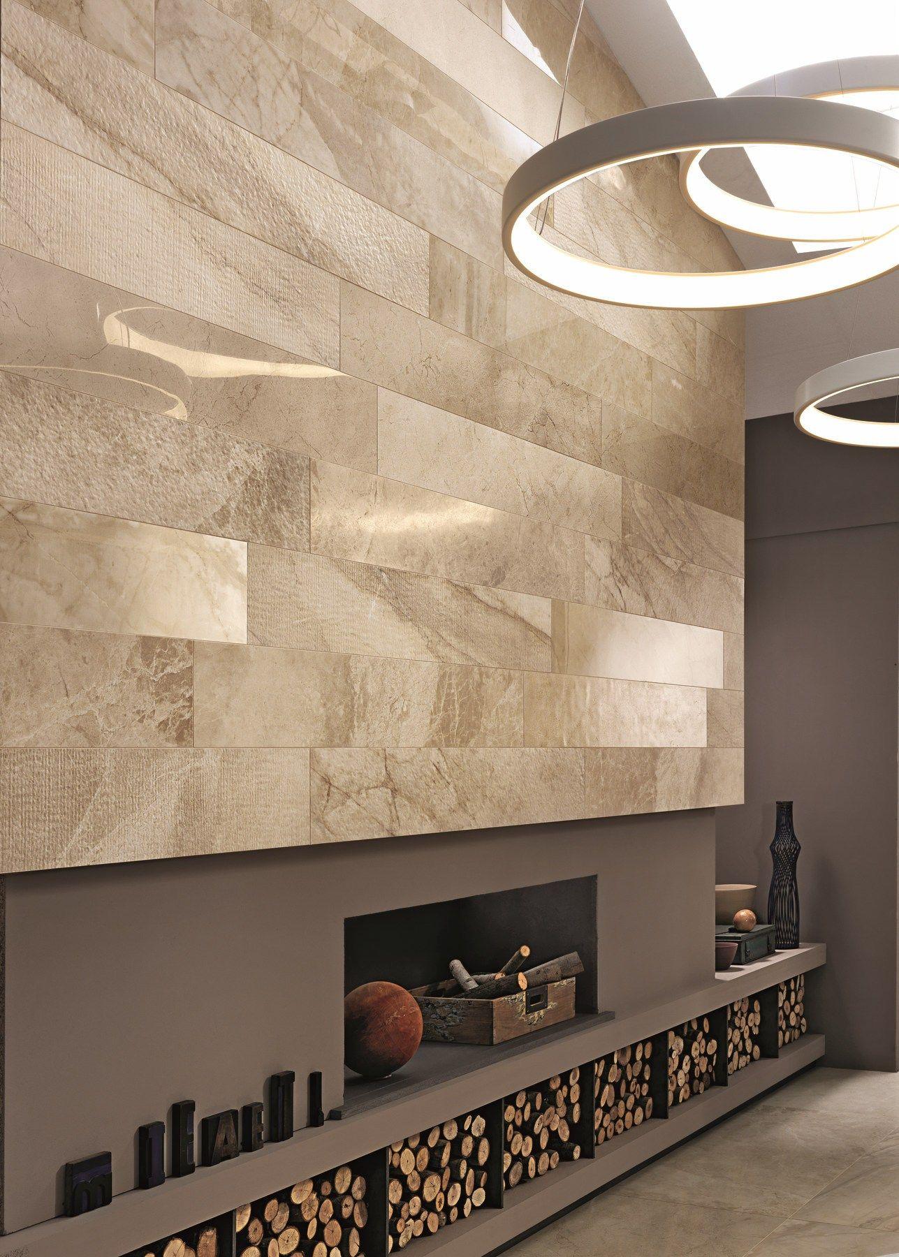 rev tement de sol mur en gr s c rame effet marbre pour int rieur et ext rieur beige experience. Black Bedroom Furniture Sets. Home Design Ideas