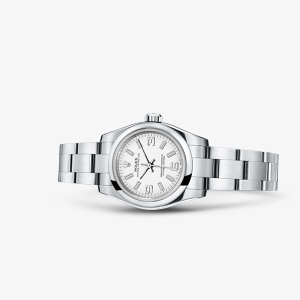 The Oyster Perpetual, Oyster Perpetual Date and the Lady Oyster Perpetual are modern incarnations of one of the most recognizable watches in watchmaking history.