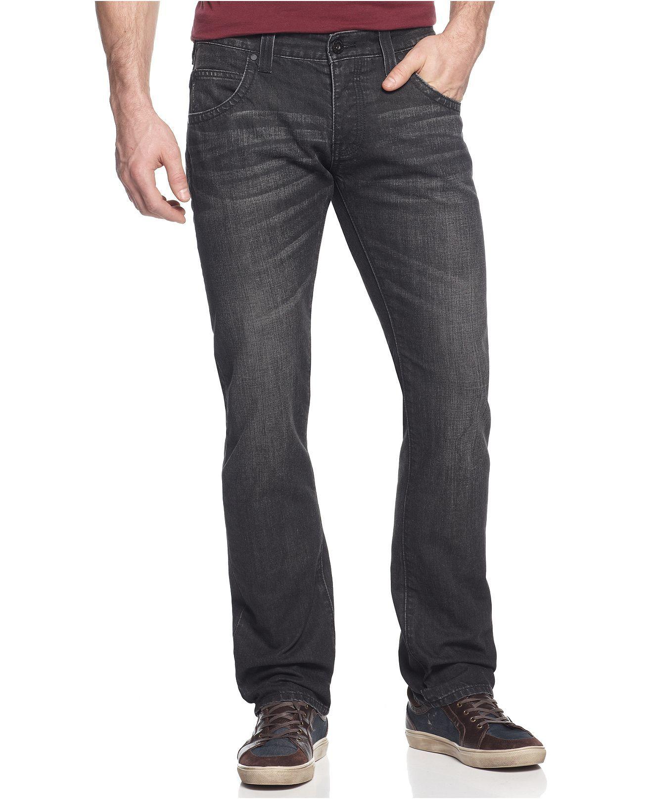 Armani jeans denim slim fit black wash jeans jeans