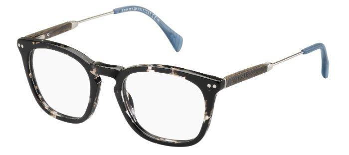 Lunette de vue TOMMY HILFIGER TH-1365 JW2 homme - prix 133€ - KelOptic c8449ee6fb31