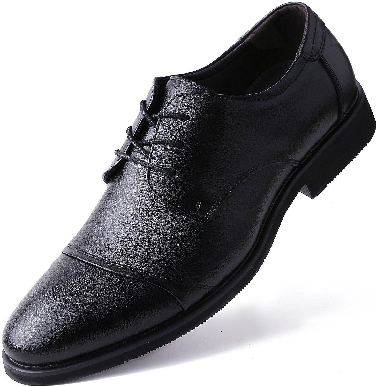 b8e01ee12bdad Mens Black Leather Dress Shoes Amazon | Lixnet AG