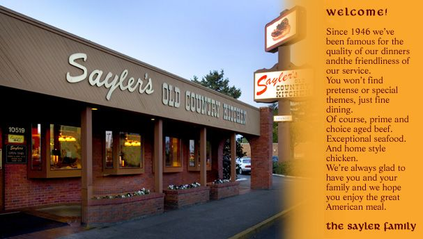 Saylor S Country Kitchen Portland Oregon