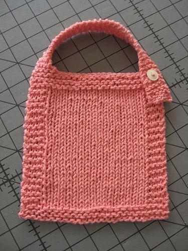 Easy Peasy Baby Bib1 By Stinkeyestella Via Ravelryee Pattern
