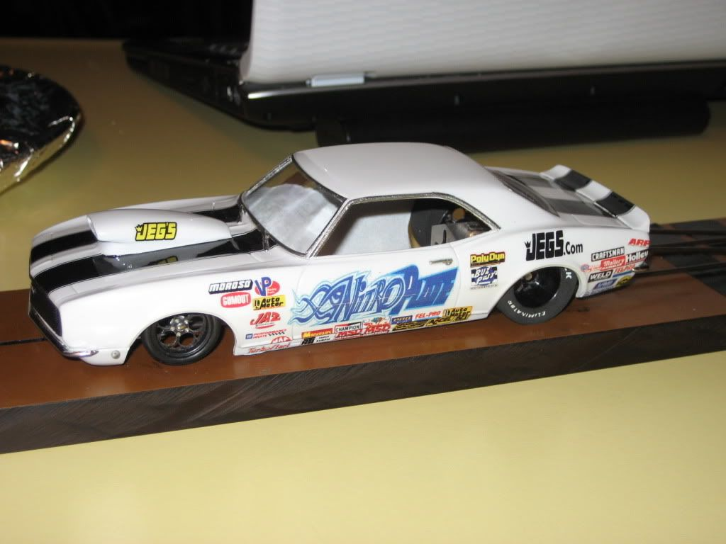 Slot Car Drag Racing 1 24th Scale
