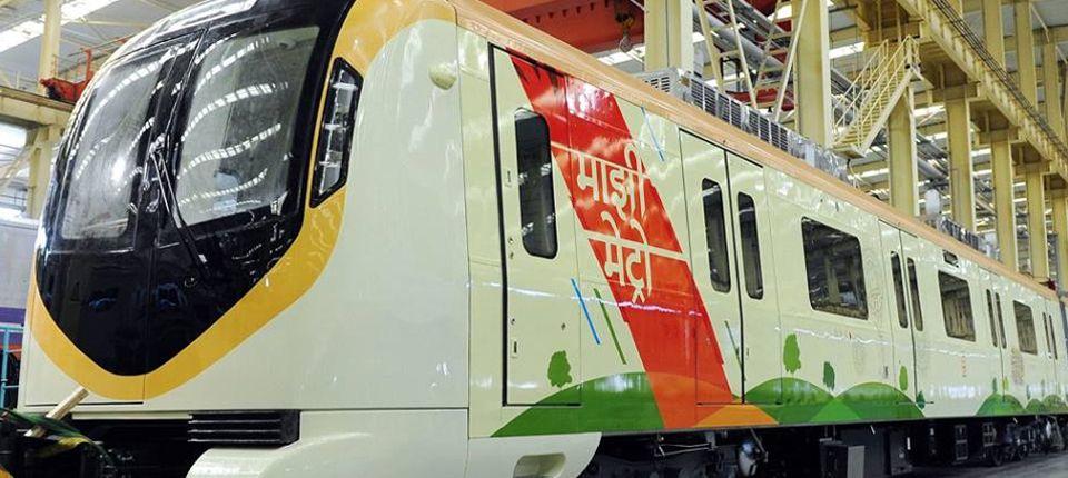 Image result for नागपूर मेट्रो
