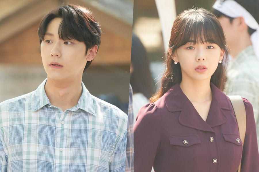 """Lee Do Hyun And Geum Sae Rok Encounter Complex Situation In """"Youth Of May"""""""