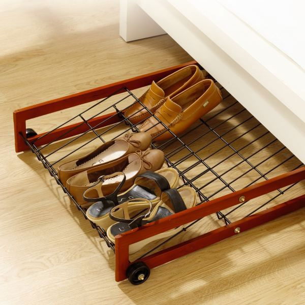 Under Bed Shoe Storage With Wheels Interesting Image Result For Under Bed Shoe Drawer On Wheels  Master Bedroom Inspiration