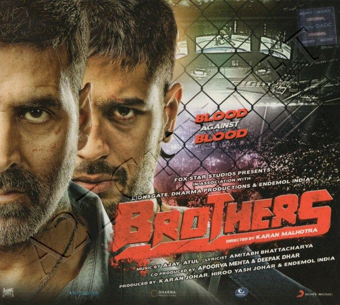 Brothers 2015 Flac A2zcity Net Latest Bollywood Songs Mp3 Song Download Hindi Movies