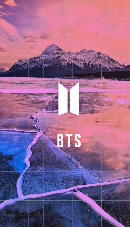 Kpop Wallpapers — BTS new logo lockscreens/ wallpapers