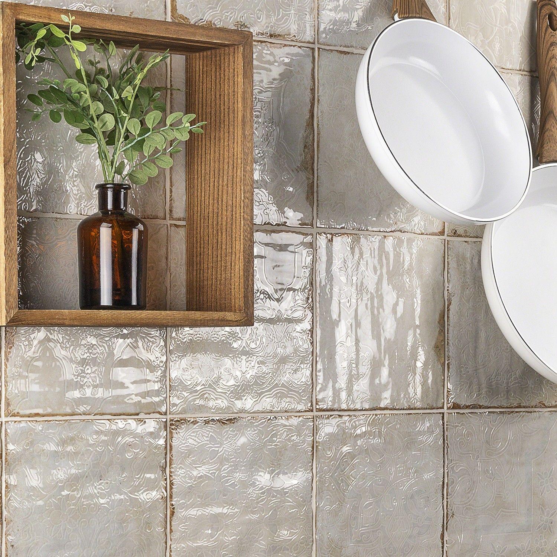 - Angela Harris Dunmore Tirreno Decor 8x8 Ceramic Tile Ceramic