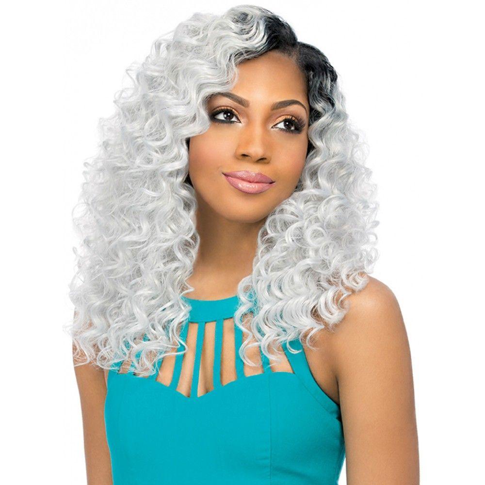 Sensationnel Premium Too Multi Length Human Hair Blend Weave Loose Twist Short Weave Hairstyles Twist Weave Weave Hairstyles