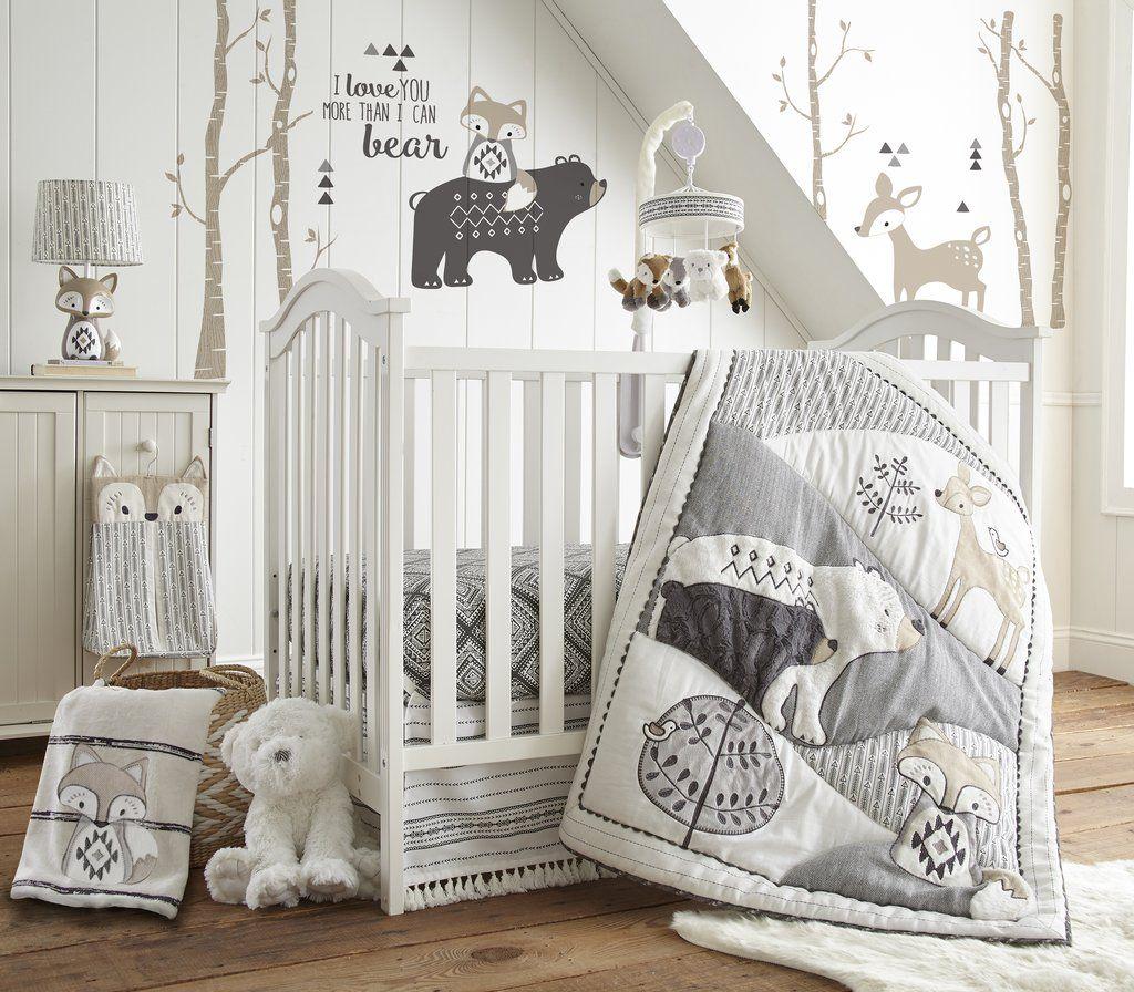 Bailey 5pc Bedding Set Boy Nursery