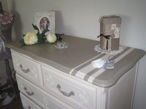Commode revisitée Restauration meubles \ objets Pinterest