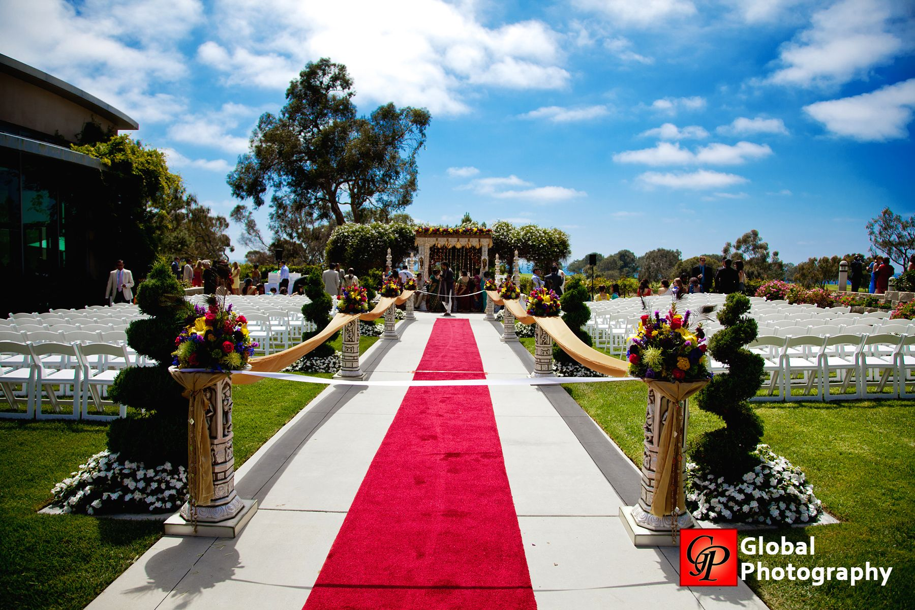 Traditional Indian Wedding At Hilton La Jolla Torrey Pine With