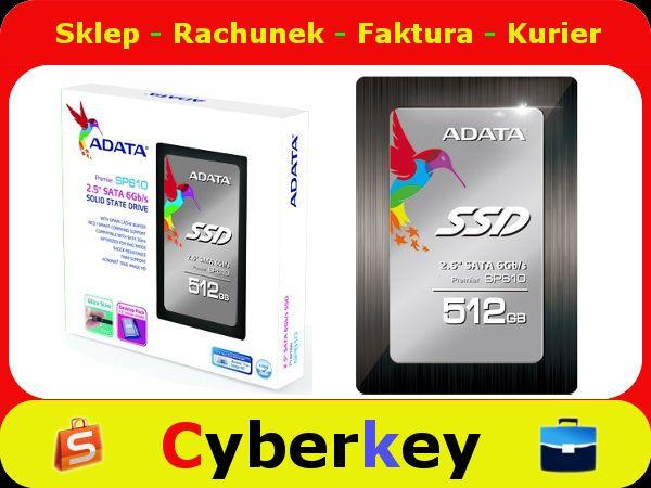 SSD 512GB Premier SP610 2.5'' SATA3 Adata