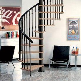 Escalera De Caracol Moderna Disenos In 2018 Pinterest Stairs - Escaleras-de-caracol-modernas