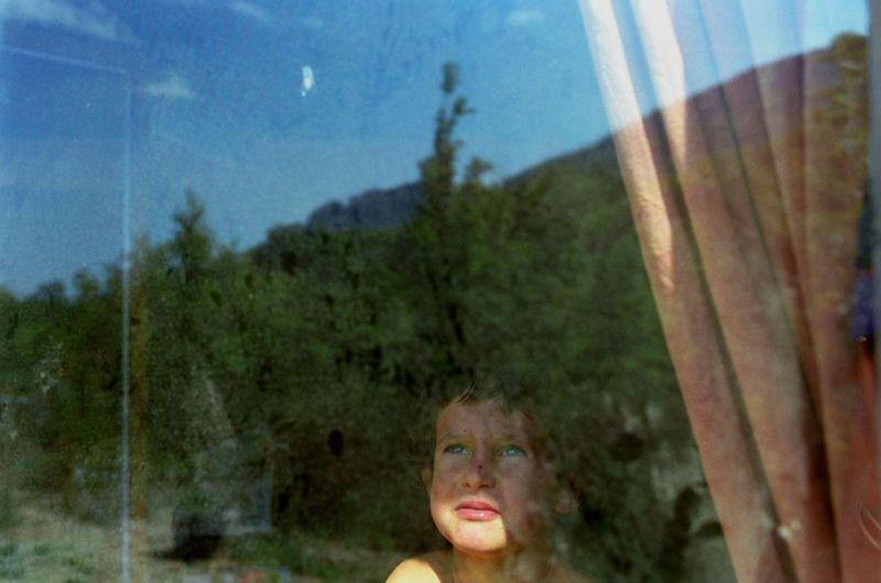 leonie hampton. reflections