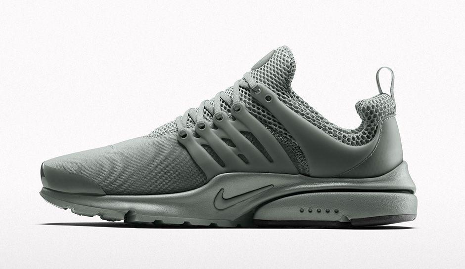 Nike – Air Presto – Schwarze Sneaker