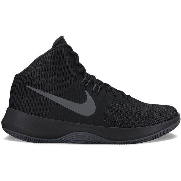 Nike Air Precision NBK Men's Basketball Shoes ($70) ❤ liked