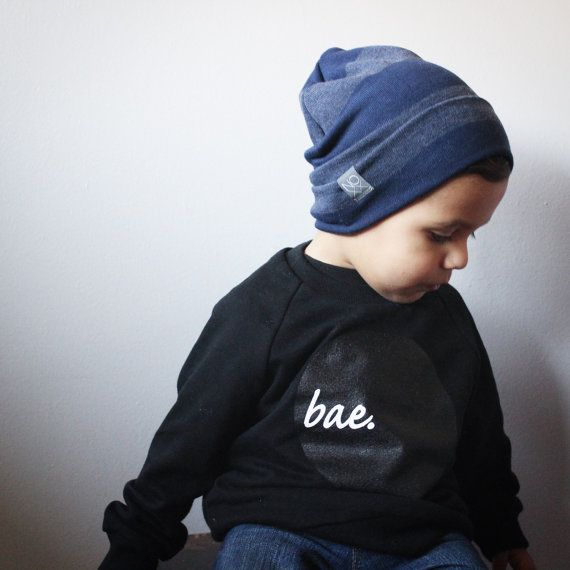 Navy Striped Hipster Slouchy Beanie   NOXX   Unisex by NOXXaz. Find this  Pin and more ... fa3f6bbf45d4