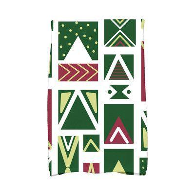 e by design Jump for Joy Merry Susan Hand Towel Color: