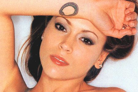 Ftw I Ve Always Wanted To Be Alyssa Milano And If I Get A Wrist