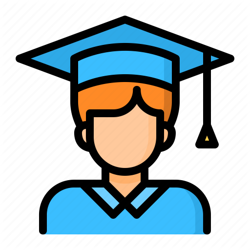 Avatar Boy Graduating Male Student Icon Download On Iconfinder Icon Avatar Icon Company