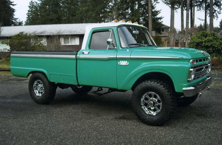 1960 F250 4x4 Craigslist Autos Post