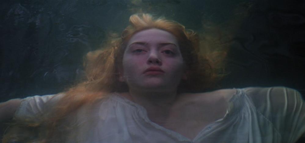 Ophelia Portrayed By Kate Winslet In Hamlet 1996 Dir
