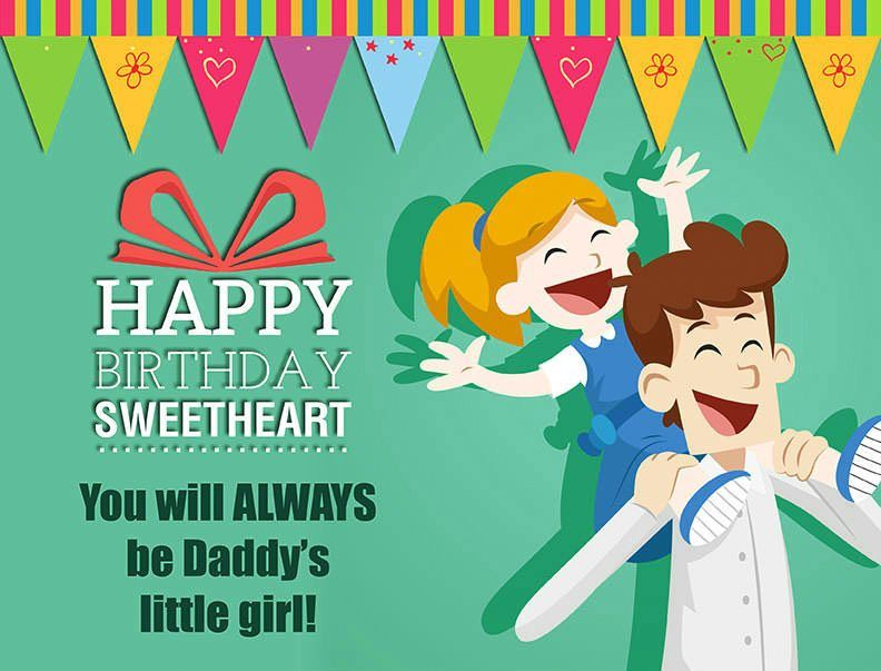 Happy Birthday Daughter Wishes Quotes Messages Hey There Is Lovely Happy Birthday Wishes Quotes
