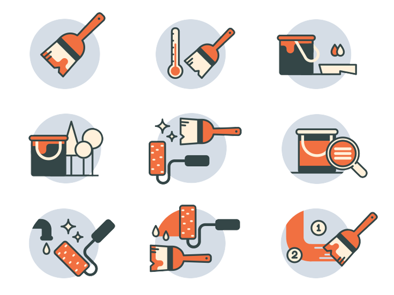 Hardware Building Supplies Icons Best Icons Icon Icon Design