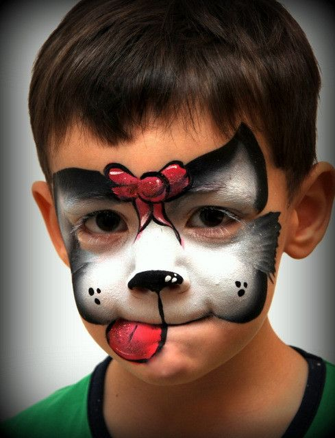 Galerie Sparkling Faces. Kinderschminken. Farbenverkauf