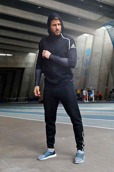 adidas Performance Trainingsjacke »Z.N.E. Hoodie Parley