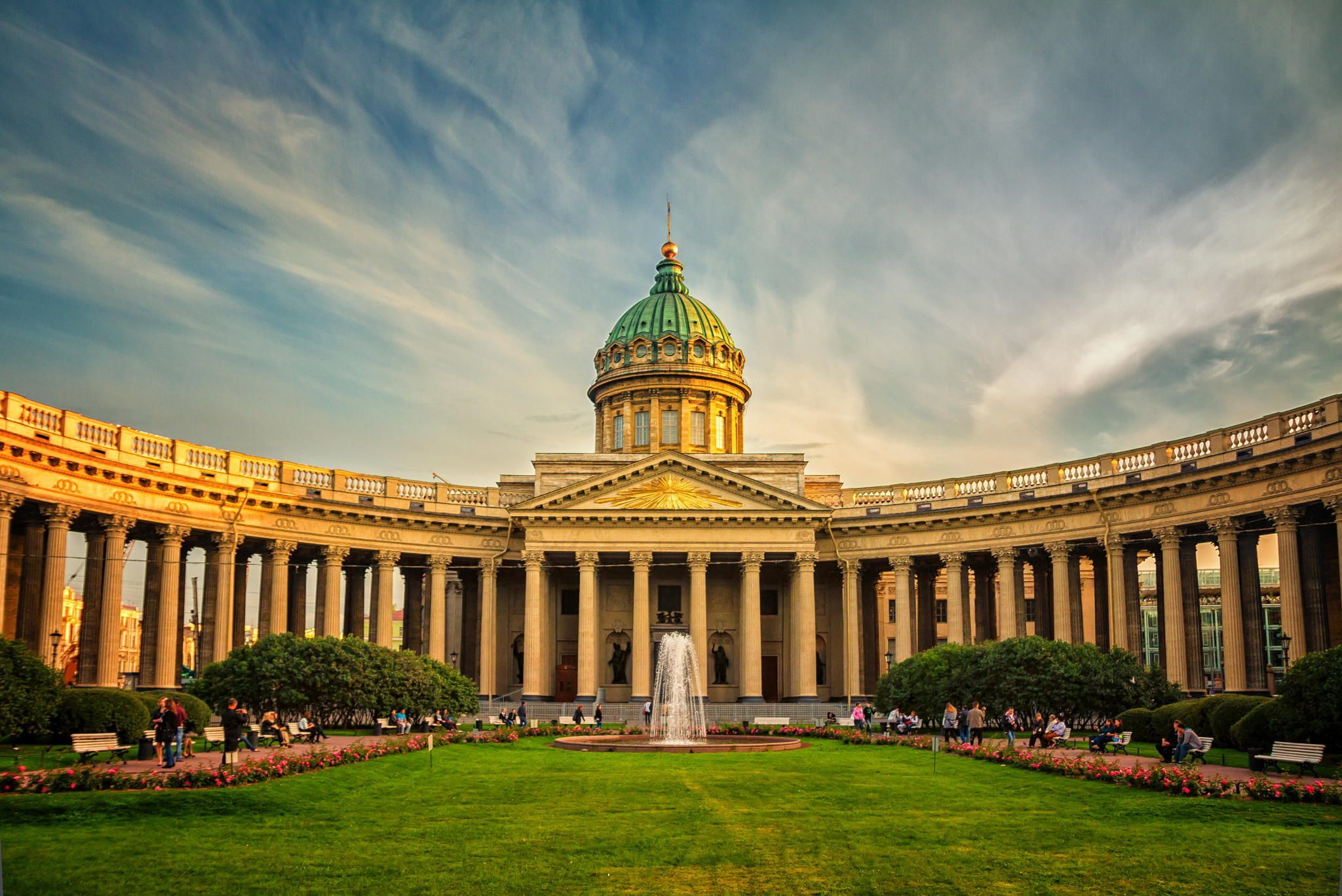 Cathedrals of Saint Petersburg