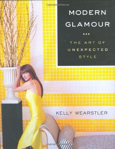 Modern Glamour: The Art of Unexpected Style by Kelly Wearstler, http://www.amazon.com/dp/0060394420/ref=cm_sw_r_pi_dp_Rt13pb0QRQS89