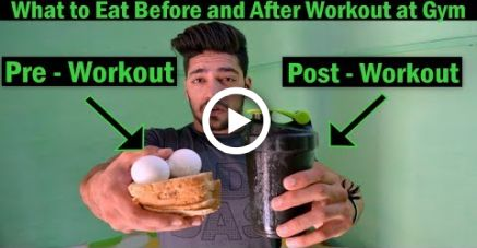 What to Eat Before and After Workout at Gym | bodybuilding tips #fitness