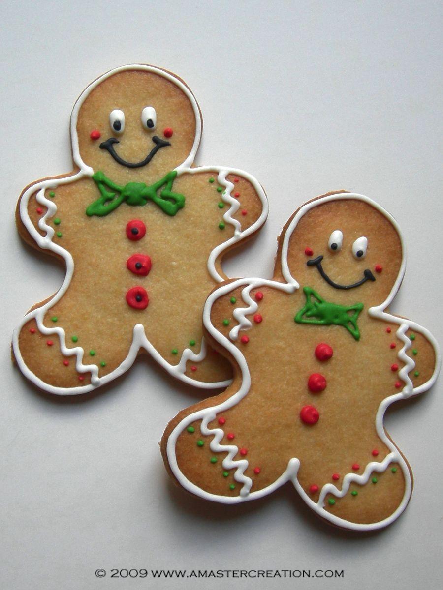 8 Gingerbread Men Decorating Ideas Christmas Gingerbread