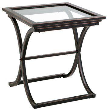 Oak Side Table End Tables Modern End Tables Black End Tables
