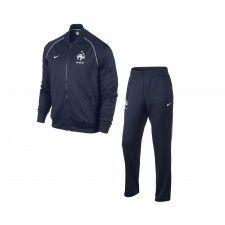Survêtement Authentic FFF | Survetement, Nike, Maillot