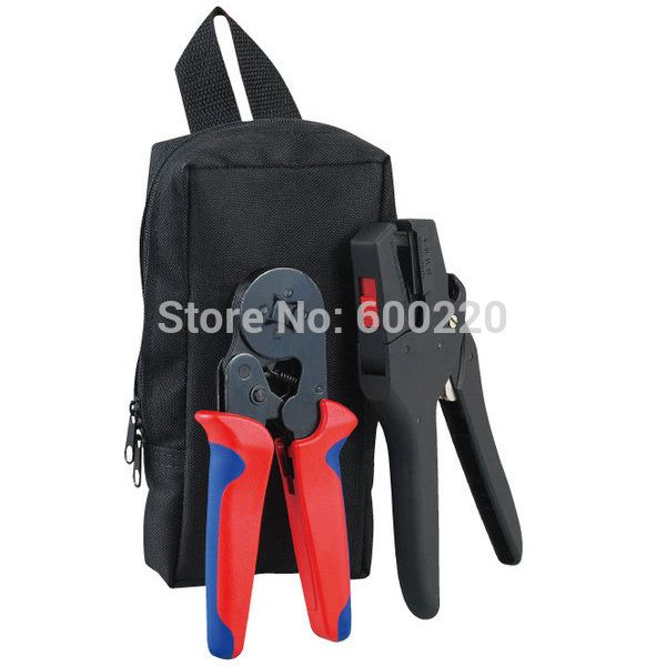 Combination tool set,cable ferrules crimping tool,wire stripper,mini ...