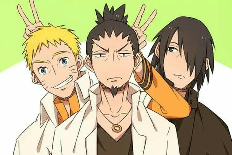Ja ja ja ja ese Sasuke