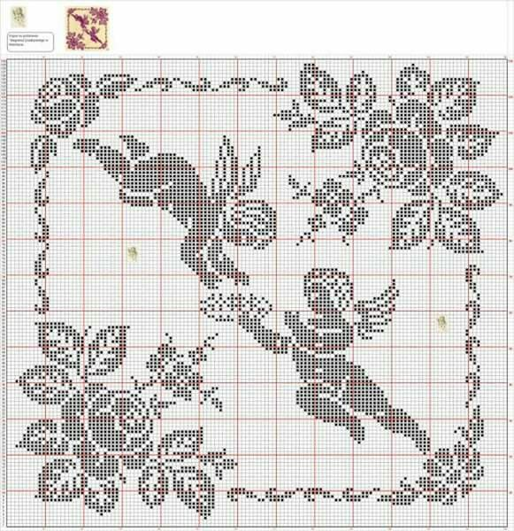 Centro | crochet | Pinterest | Centro, Deberes y Patrones