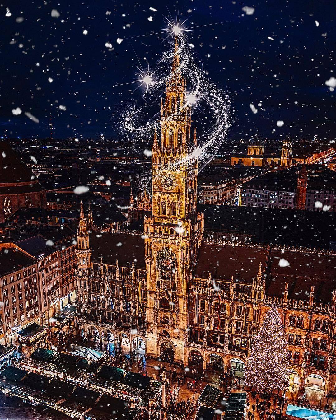 Marienplatz Munich Katia Mi Marienplatz Katia Mi Katia Mi In 2020 Travel Insurance Munich Germany